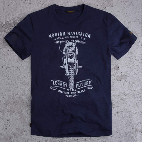 T-Shirt Norton Motorcycle Murrey