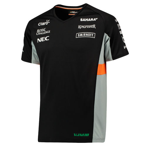 T-Shirt Sahara Force India F1 Team 2017