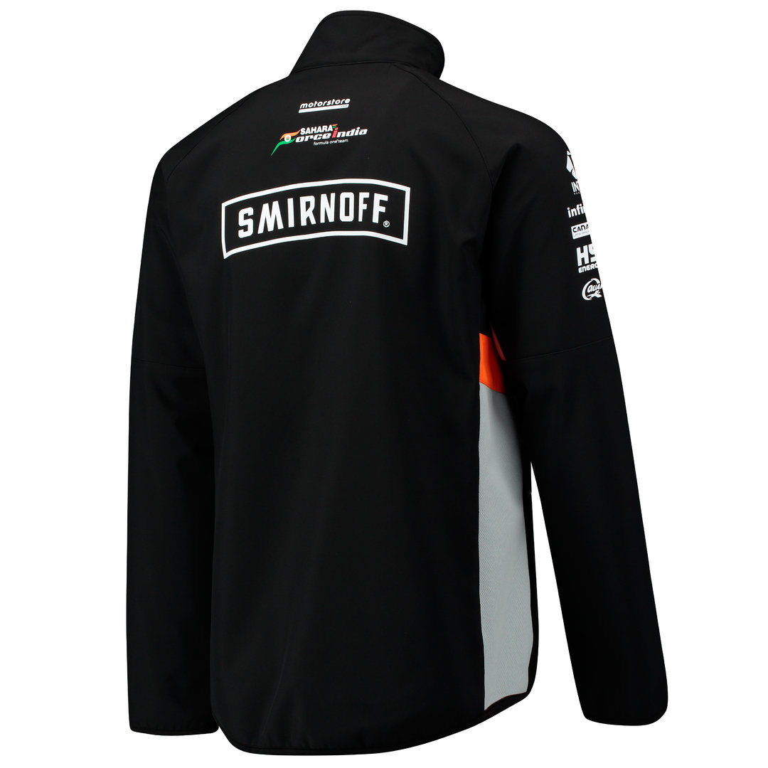 Sahara Force India F1 Team Softshell Jacket 2017