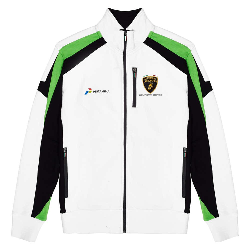 Squadra Corse Lamborghini Sweatshirt Pit Lane 9 Shop