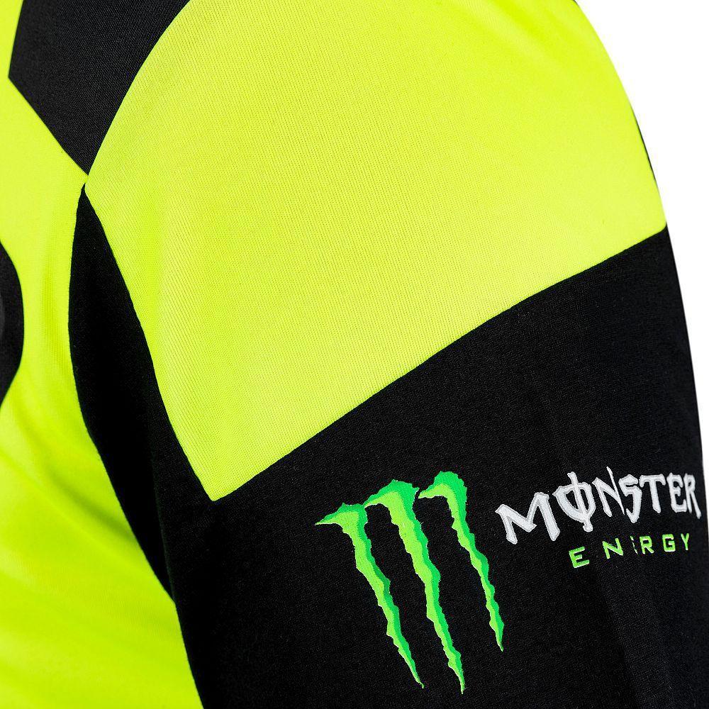 Dual Monster Valentino Rossi 46 T Shirt 2018 Pit Lane 9 Shop