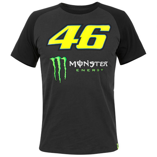 T-Shirt Monster Dual VR46