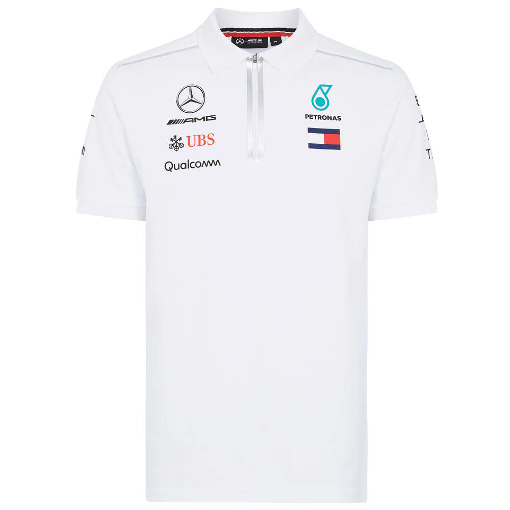 Amg Lane F1 Mercedes Team Petronas Pit Shop Shirt Polo 9 rxBCoed
