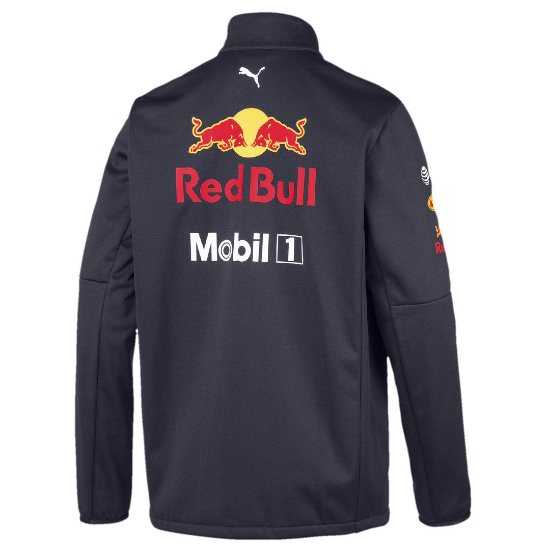 c319c5b5db9 AM Red Bull Racing F1 Team Softshell Jacket - Pit Lane 9 Shop