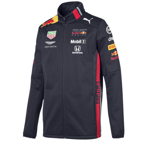 Casaco Softshell AM Red Bull Racing F1 Team