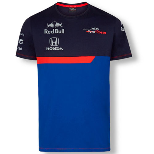 T-Shirt Red Bull Scuderia Toro Rosso F1 Team