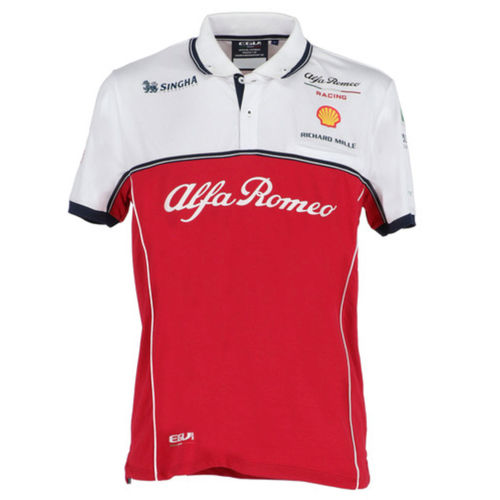 Polo Alfa Romeo Racing F1 Team