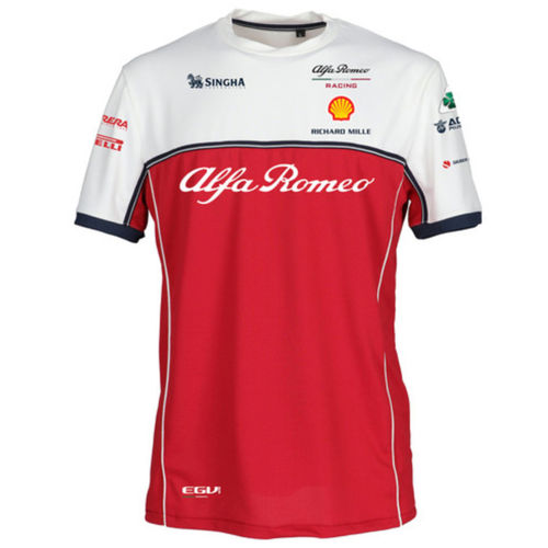 T-Shirt Alfa Romeo Racing F1 Team