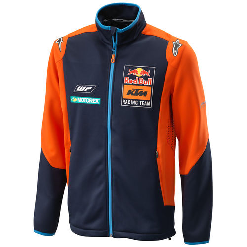 Casaco Softshell Red Bull KTM