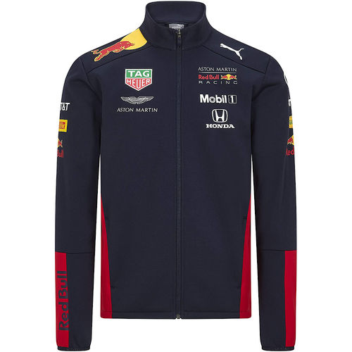 Casaco Softshell Red Bull Racing